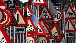 verkeersborden huren Noord Brabant